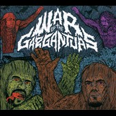 Warbeast/Phil Anselmo: War of the Gargantuas [Digipak] *