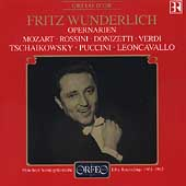 Fritz Wunderlich - Opernarien - Mozart, Rossini, et al