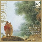 Mozart: Gran Partita, serenade for winds / Orchestre des Champs-Elysees, Philippe Herreweghe