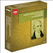 Haydn: London Symphonies; The Seasons / Sir Thomas Beecham, Royal PO [6 CDs]