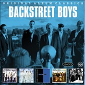 Backstreet Boys: Original Album Classics [Slipcase]