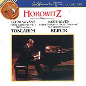 Tchaikovsky, Beethoven: Piano Concertos / Horowitz