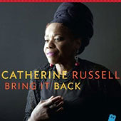 Catherine Russell: Bring It Back [Digipak]