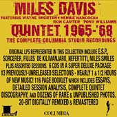 Miles Davis Quintet: 1965-'68: The Complete Columbia Studio Recordings [Box]