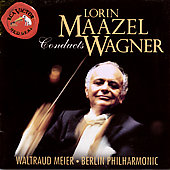 Maazel conducts Wagner / Meier, Berliner Philharmoniker