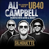 Ali Campbell (Singer): Silhouette: The Legendary Voice of UB40