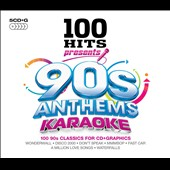 Karaoke: 100 Hits: 90s Anthems Karaoke