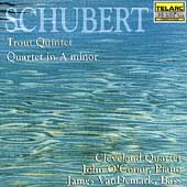 Classics - Schubert: Trout Quintet, etc / O'Conor, Cleveland
