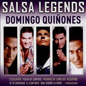 Domingo Quiñones: Salsa Legends