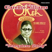 Clarence Williams: Senegalese Stomp