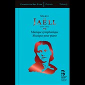 Marie Jaell (1846-1925): Symphonic Music; Piano Music / Sanja Bizjak, Romain Descharmes, piano; Chantal Santon-Jeffrey, soprano; Xavier Phillips, cello; Brussels Philharmonic, Herve Niquet; Orchestre national de Lille, Joseph Swensen