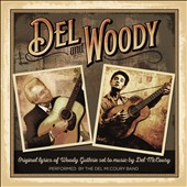 Del McCoury/The Del McCoury Band: Del and Woody [Slipcase] *