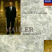 The Solti Collection - Mahler: Symphony no 5 / Chicago SO