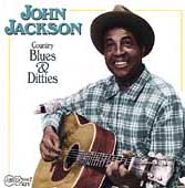 John Jackson: Country Blues & Ditties