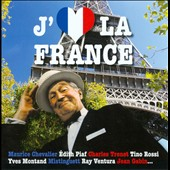Various Artists: J'Aime la France