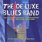 The De Luxe Blues Band: The De Luxe Blues Band