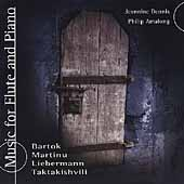 Bartok, et al: Music for Flute and Piano / Dennis, Amalong
