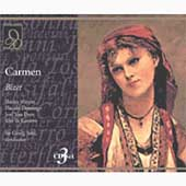 Bizet: Carmen / Solti, Verrett, Domingo, Van Dam, et al