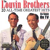 The Louvin Brothers: 20 All-Time Greatest Hits