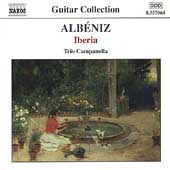 Guitar Collection - Albéniz: Iberia / Trio Campanella