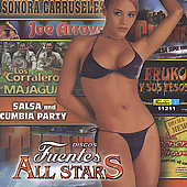 Various Artists: Salsa & Cumbia Party With Discos Fuentes All Stars