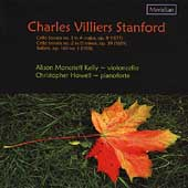 Stanford: Cello Sonatas / Kelly, Howell