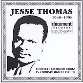 Jesse Thomas: Complete Recorded Works 1948-1958