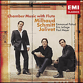 Chamber Music with Flute / Pahud, LeSage, Meyer
