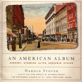 An American Album - Sowerby, et al / Harold Stover