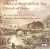Pearsall, Wood: Madrigals and Partsongs / Brewer, et al