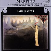 Martinu: Piano Works II / Paul Kaspar