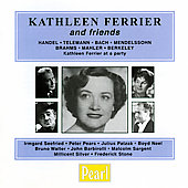 Kathleen Ferrier and Friends - Handel, Bach, et al