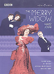 Lehar: The Merry Widow [DVD]