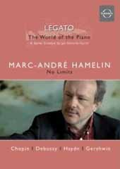 Legato Vol. 2: World of the Piano / Marc-Andre Hamelin, Haydn; Chopin; Debussy [DVD]