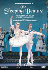 Tchaikovsky: Sleeping Beauty / Walsh, Ashmole [DVD]