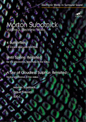 Morton Subotnick - Electronic Works 3 [DVD]