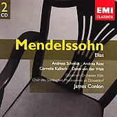 Gemini - Mendelssohn:  Elias / Conlon, et al