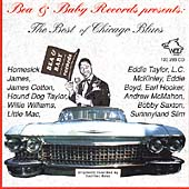 Various Artists: Bea & Baby Records Presents the Best of Chicago Blues