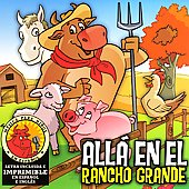 Monita, Family & Friends: Alla en el Rancho Grande