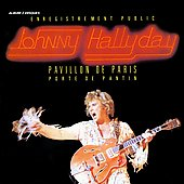 Johnny Hallyday: Pavillon de Paris