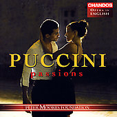 Opera In English - Puccini Passions