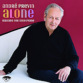 André Previn (Conductor/Piano): Alone