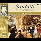 Scarlatti: Keyboard Sonatas Vol 12 / Belder