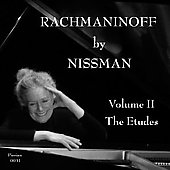 Rachmaninoff by Nissman, Vol 2 - The Etudes