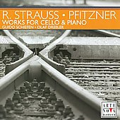 Music for Cello & Piano - R. Strauss, Pfitzner / Guido Schiefen, Olaf Dressler