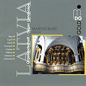 Latvian Organ Landscape / Martin Rost