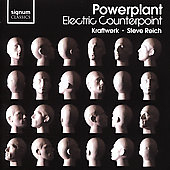 Reich: Electric Counterpoint, Radioactivity, etc / Powerplant, Elysian String Quartet, et al
