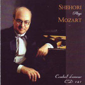 Shehori plays Mozart