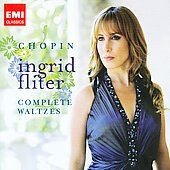 Chopin: Complete Waltzes / Ingrid Fliter