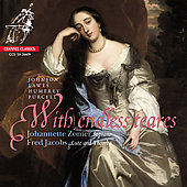 With Endless Teares - Johnson, Lawes, Humphrey, Purcell [Hybrid SACD]